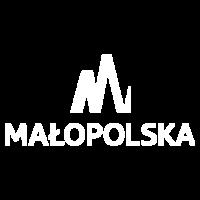 Logo Małopolska white