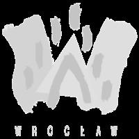 Logo Wrocław white