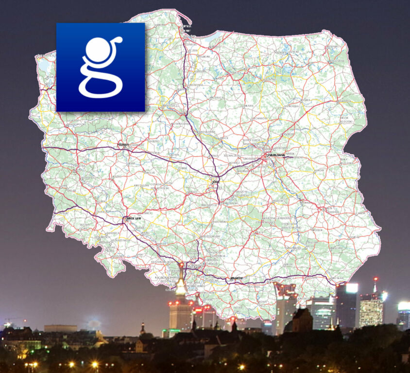 Geoportal Krajowy – najważniejsza mapa Polski