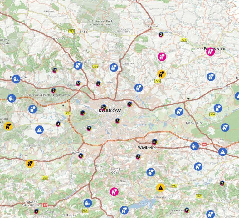 ekoMałopolska - zrzut ogólny